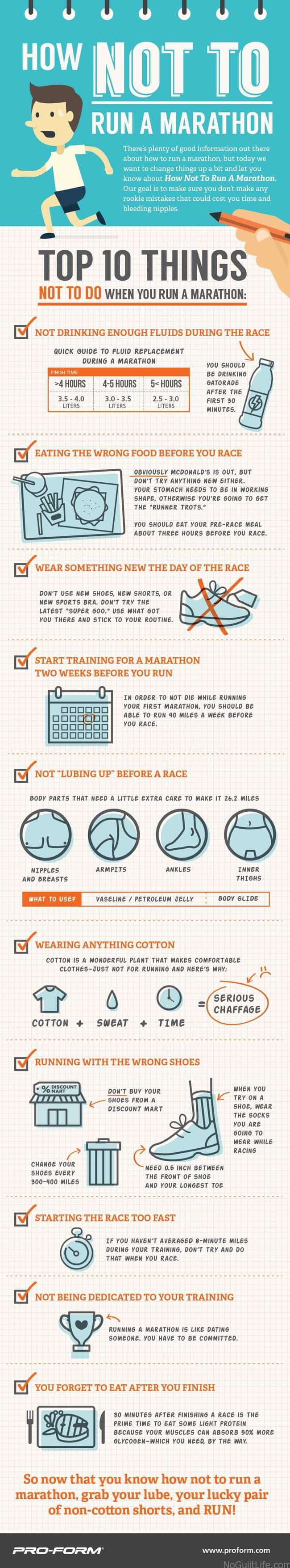 Running the Walt Disney World Marathon in 2018? Today starts your 29-week Galloway training. Marathon training tips (not to do) for your marathon training.