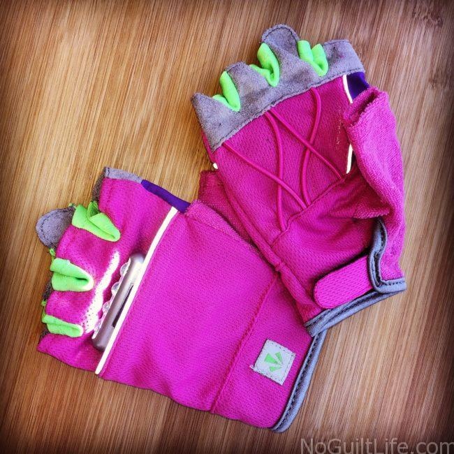 Tuesdays on the Run: race gear hoarder or minimalist? I'm a hoarder. But I love these runlite gloves! They light my way on night runs and make running safe.