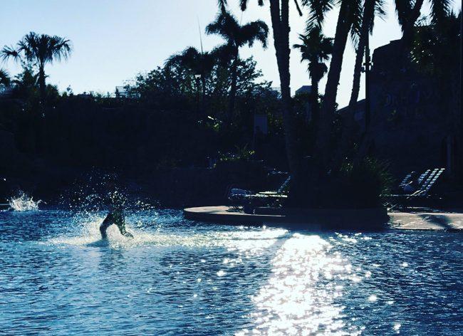 Sapphire Falls Pool