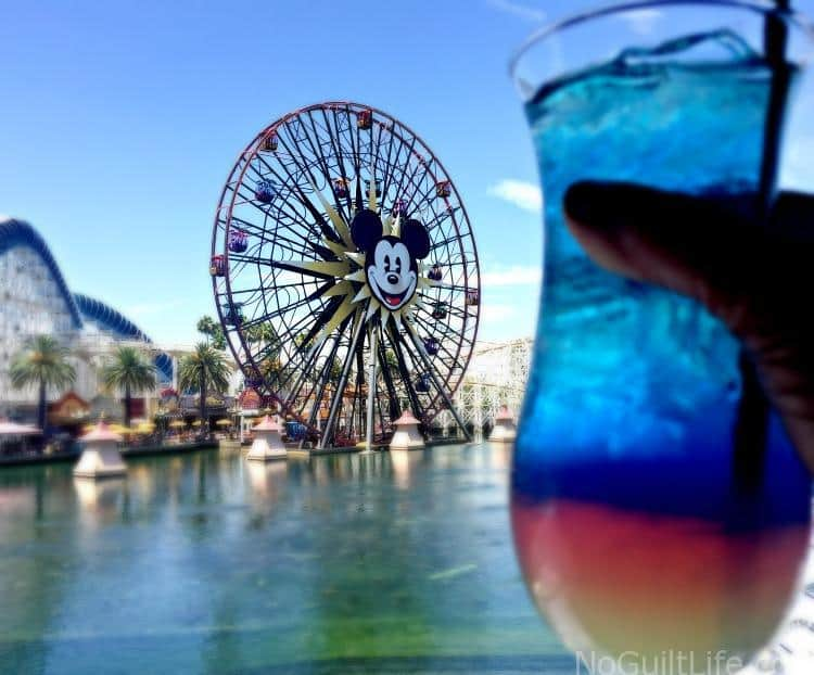 A trip to Disneyland should include trying out something new. My Disneyland food bucket list had some new things crossed off recently: Lobster Nachos and the Fun Wheel at the Cove Bar. Special shout out to Mickey shaped beignets and the Mint Julip!