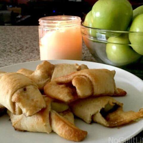 Simple Cinnamon Apple Bites