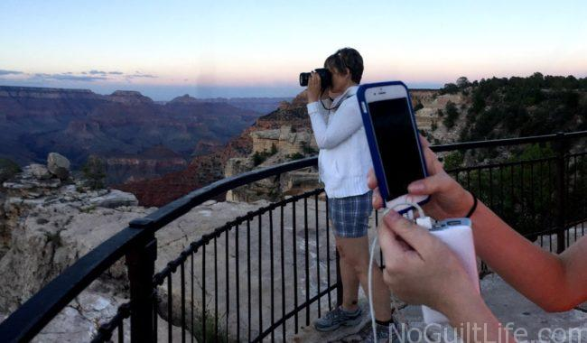 Safety first! When it comes to visiting the Grand Canyon or any national park, you might be tempted to get too close to the edge or snap a selfie with an elk. DON'T. DO. THAT. Here are some safety tips to make your Arizona parks visit, well, safe!