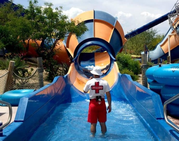 6 Simple Rules for Water Park & Hotel Pool Safety