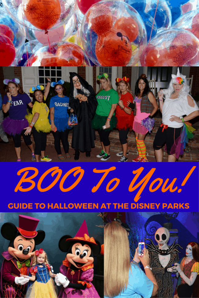 You should head to Walt Disney World or Disneyland in the fall. Why? This Guide to Halloween Time at the Disney parks reveals all! No tricks, just treats! It's not-so-scary and extra magical!