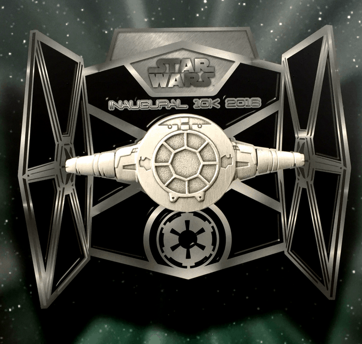 2016 Star Wars Dark Side 10K Race Recap