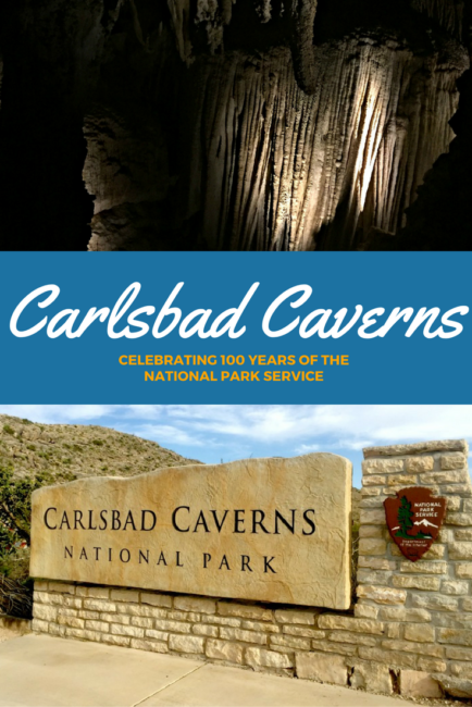 Celebrating 100 years of the national park service with a visit to the Carlsbad Caverns National Park in New Mexico. Travel | NPS