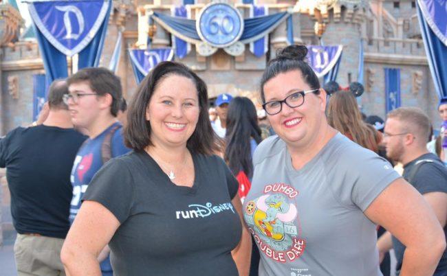 Disneyland half weekend Jane