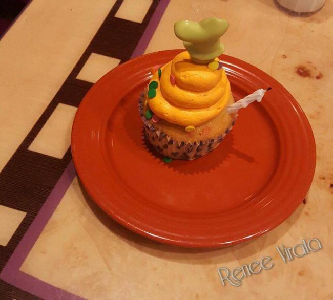Happy Birthday from Goofy's Kitchen! Photo: Renee Virata, Magical Distractions