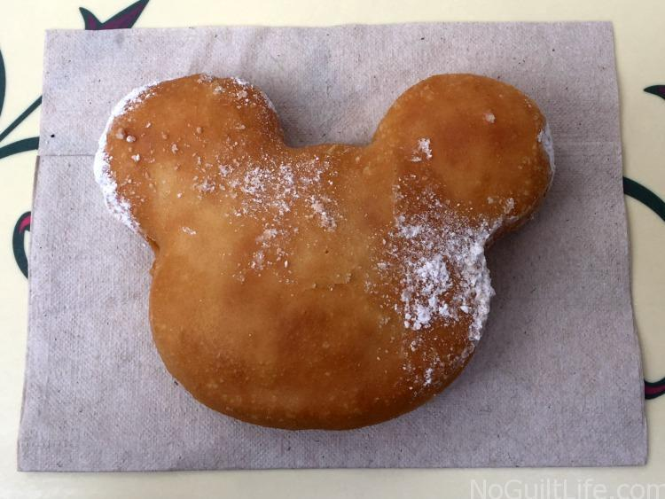 butterscotch beignets at disneyland