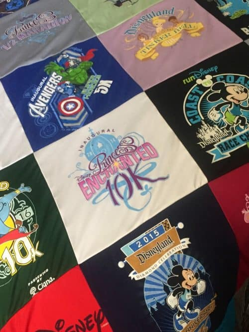 Project Repat T-Shirt Quilts | Tuesdays on the Run
