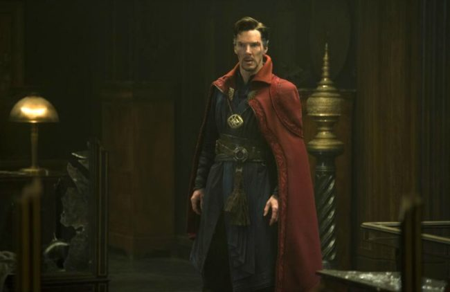 Marvel Universe: Doctor Strange 2016 movie review. Is it kid friendly? Parental movie review