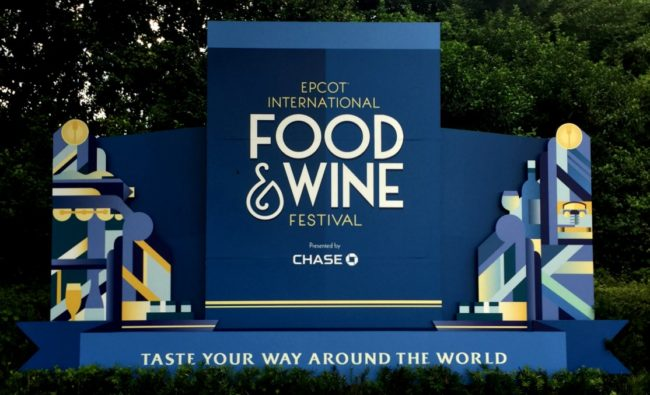 Food and Wine Festival: drink around the world