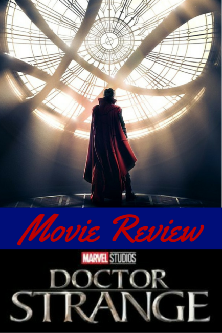 Marvel Universe: Doctor Strange 2016 movie review. Is it kid friendly? Parental movie review #MCU #MarvelMovies #DoctorStrange2016 #DoctorStrange #Review #Marvel