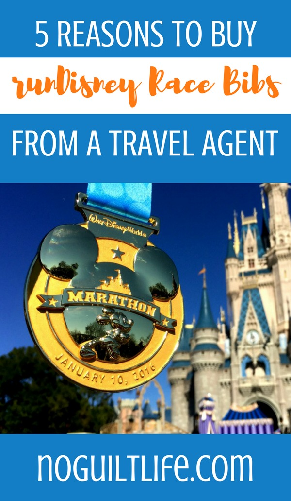 5 reasons to buy runDisney bibs from a travel agent! Disney World travel | #rundisney #ad #waltdisneyworld #running