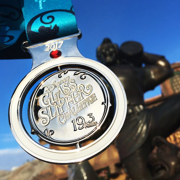 gsc-medal princess-half-marathon medals