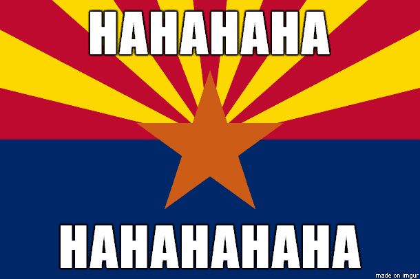 Arizona Day Light Saving meme No DST in AZ Springing forward
