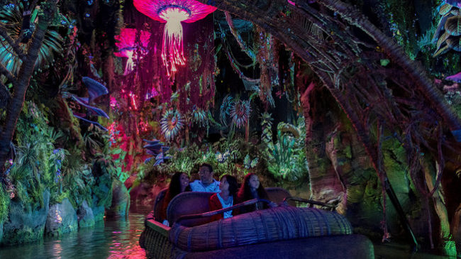 Time to Book Pandora FastPasses