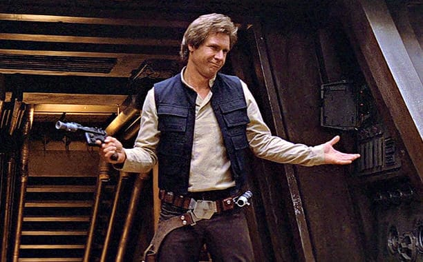 han-solo-return-of-the-jedi asks what order to watch star wars?