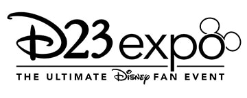 D23 Expo The Ultimate Disney Fan Event logo
