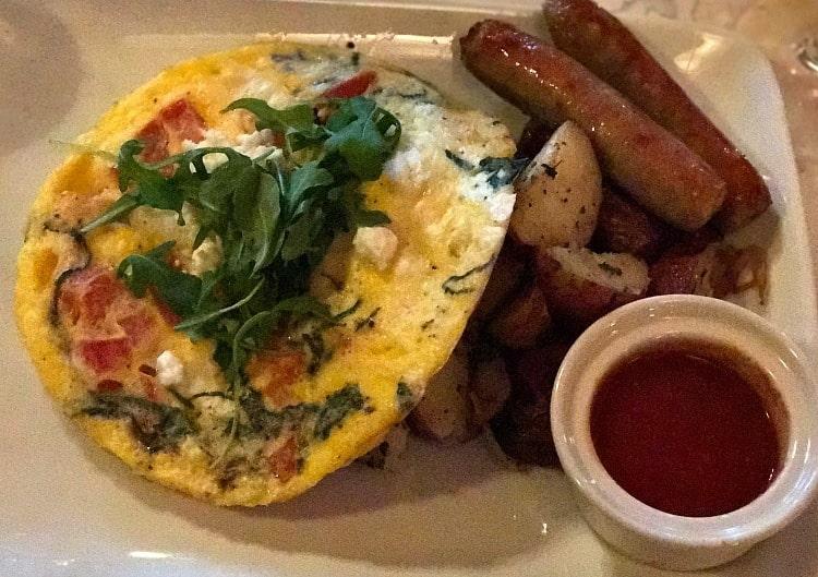 Bon Voyage Breakfast At Trattoria Al Forno Review No Guilt