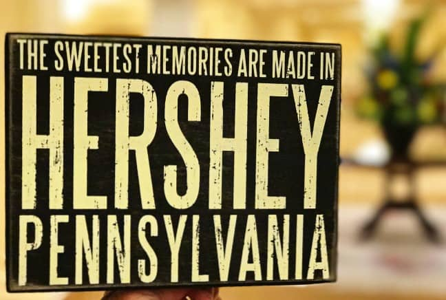 Tips for visiting Hershey, Pennsylvania from a first timer. Chocolate World, Hersheypark, Hotel Hershey and more!