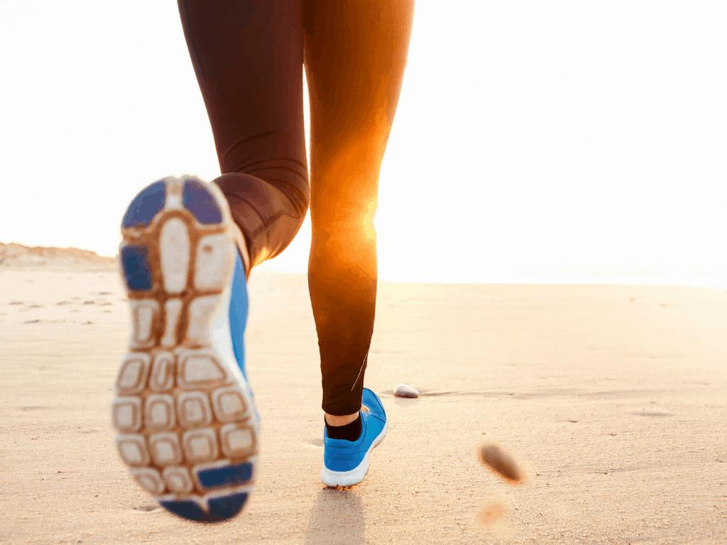 Mental Training: Tuesdays on the Run