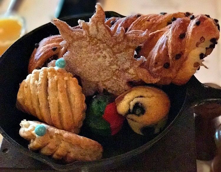 Bon Voyage breakfast pastries