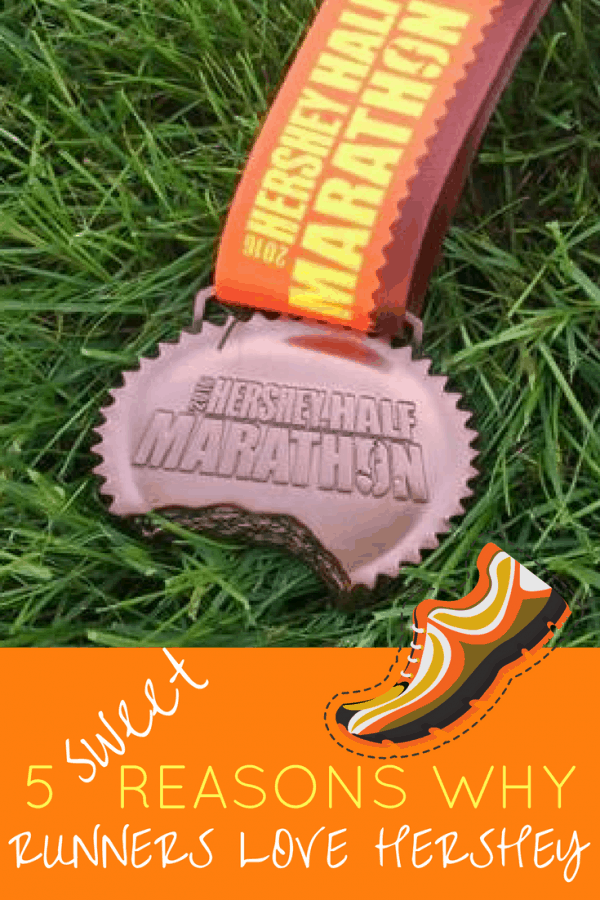 Runners love Hershey and here are 5 reasons why. Run the Hershey 10K, Hershey Half Marathon or Half Marathon Relay in Hershey PA. running | races in PA | travel