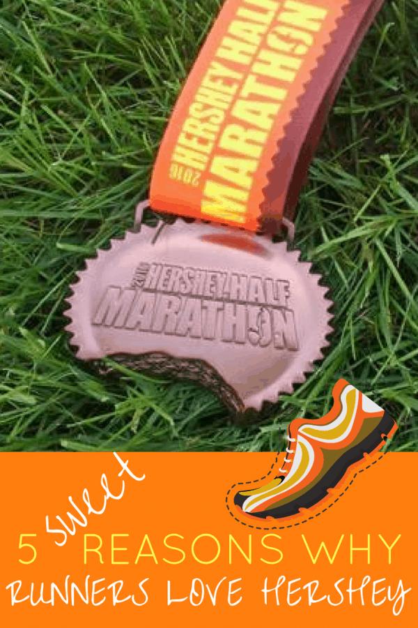 Runners love Hershey and here are 5 reasons why. Run the Hershey 10K, Hershey Half Marathon or Half Marathon Relay in Hershey PA. running | races in PA | travel