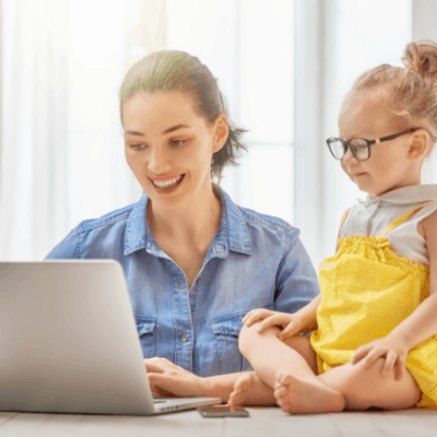 Tips To Survive the Work From Home Life With Kids