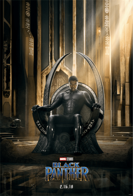 Who is Black Panther? Marvel's Black Panther Poster | Movies Marvel | MCU News