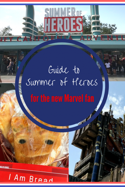 Disneyland's Summer of Heroes asks you to Hero Up with your favorite Marvel Super Heroes. Disney | Disneyland | Summer Travel