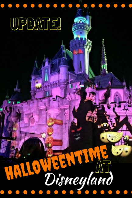 Halloweentime at Disneyland is a spooktacular event! Here are the tips and tricks you need to know to make your Disneyland Halloween 2017 BOO-tiful!