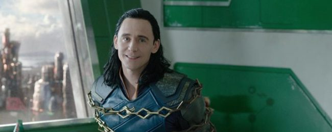 loki quotes Thor Ragnarok teaser poster