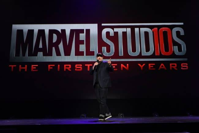 KEVIN FEIGE (PRESIDENT OF MARVEL STUDIOS) marvel movies in order of release