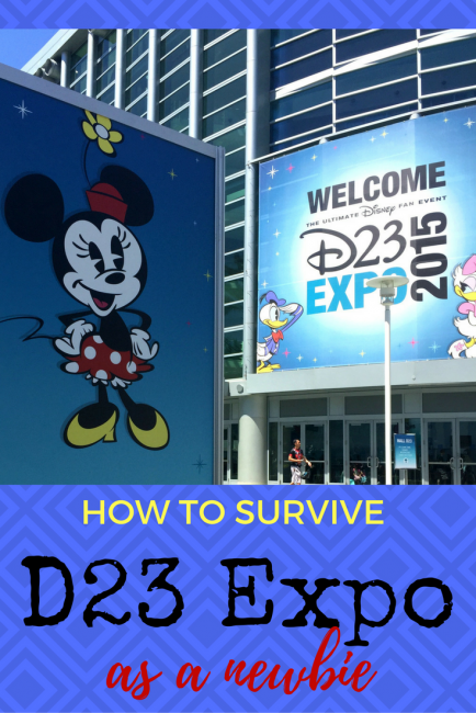 D23 Expo tips for a first timer. Things you need to know before you hit the Anaheim Convention Center!