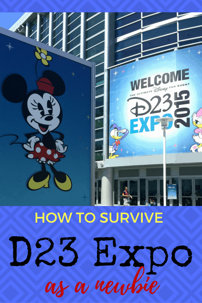 D23 Expo tips and plans for a con newbie. Things you need to know before you hit the Anaheim Convention Center!