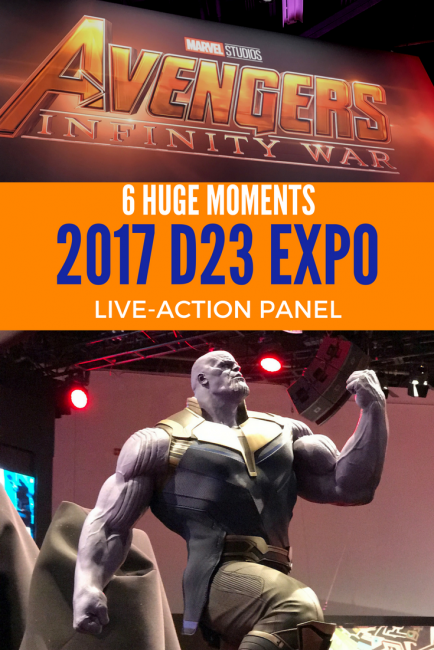 6 huge announcements made about the Marvel, Disney Studios movies at D23 Expo live action panel. Avengers, Mary Poppins, Star Wars and more!