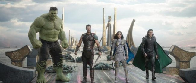 Thor: Ragnarok Trailer and poster