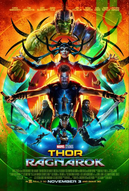 Thor Ragnarok teaser poster