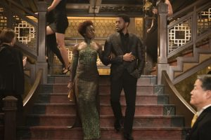 New Black Panther Poster and All the T'Challa You Could Ask For