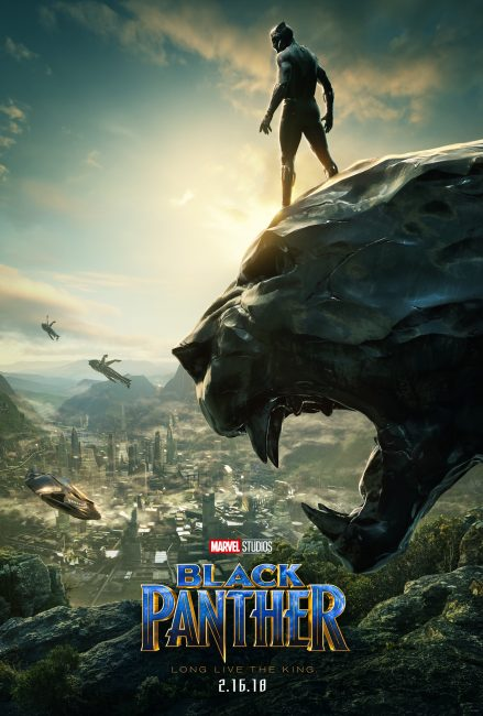 New Black Panther Poster Marvel Movies