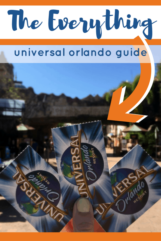 The Everything Universal Orlando Guide! Here's what you need to plan your next trip to Florida theme parks.