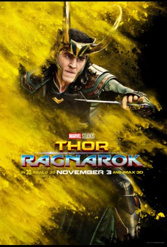 Thor: Ragnarok posters and ticket sales released! Marvel fans: now is the time to grab your theater tickets!