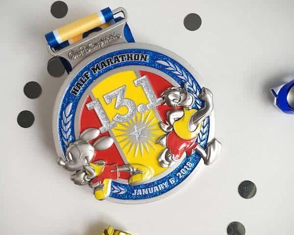 2018 runDisney Marathon Weekend Medals
