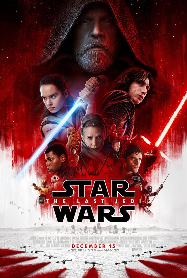 Star Wars: The Last Jedi Review For Parents