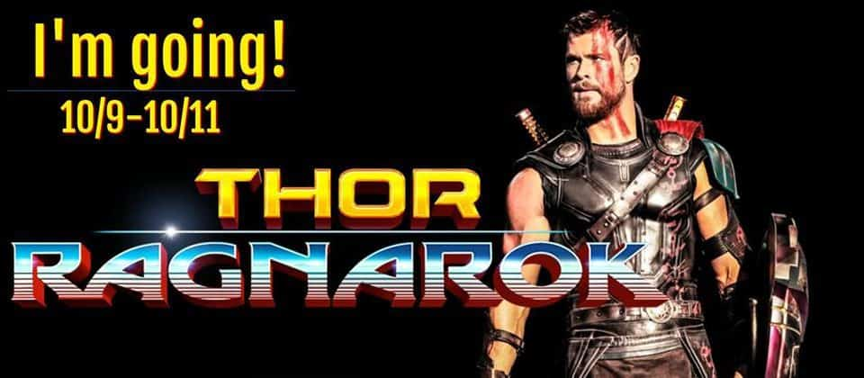 UPDATES I'm Heading to L.A. For the Thor: Ragnarok Premiere #ThorRagnarokEvent