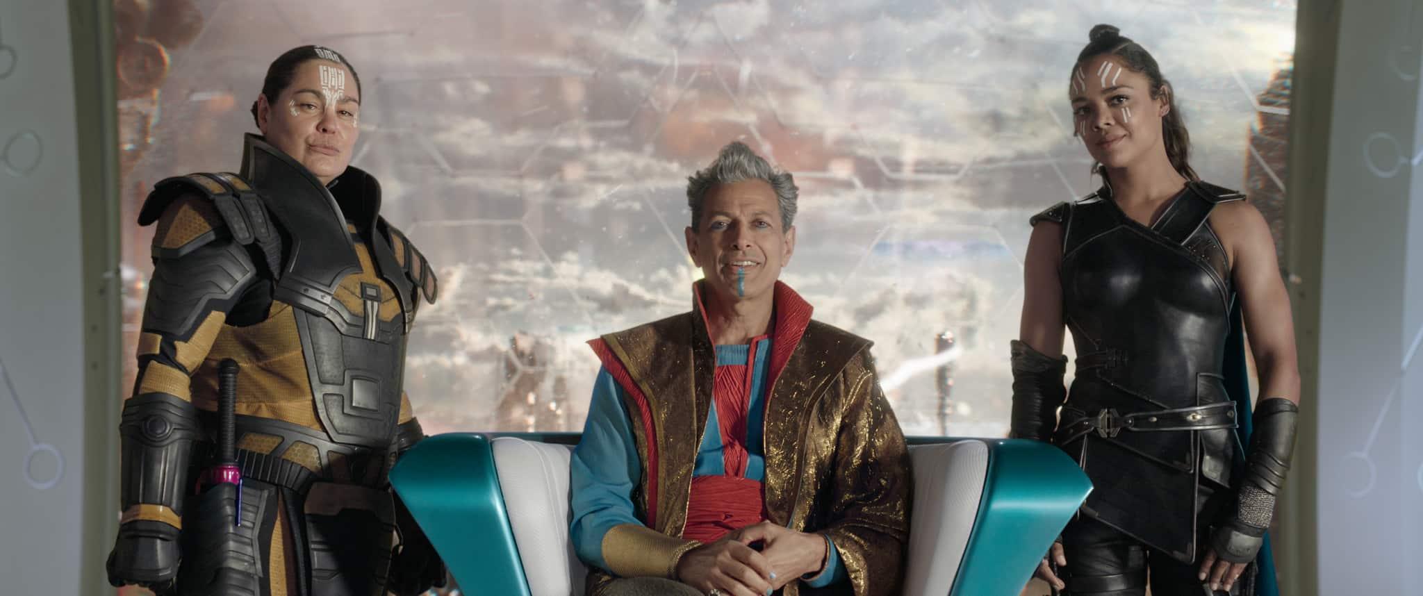 Thor: Ragnarok Review spoiler free Rachel House