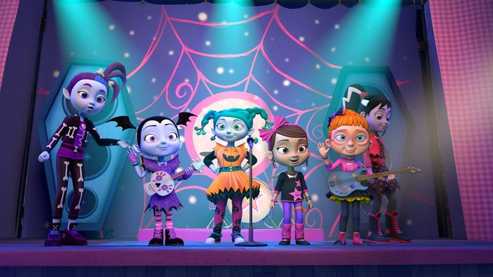 Exclusive Interview with Chris Nee, Executive Producer of Vampirina and Doc McStuffins on Disney Junior