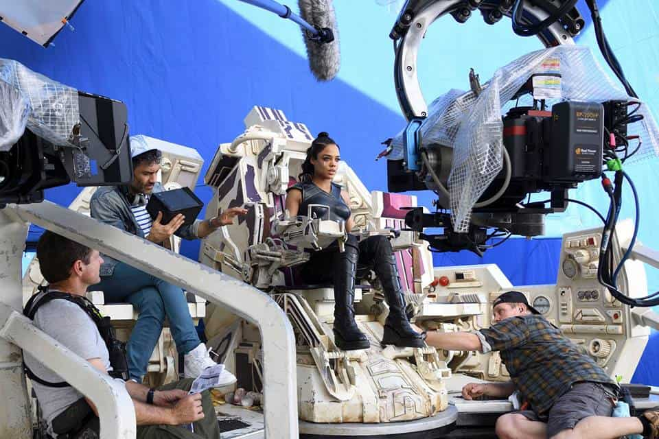 Exclusive Interview with Thor: Ragnarok Director Taika Waititi. This guys is smart, talented and funny! And he brings us a whole new take on the Thor adventure.